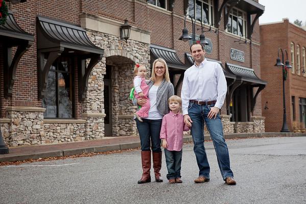 Dean Family Winter 2012