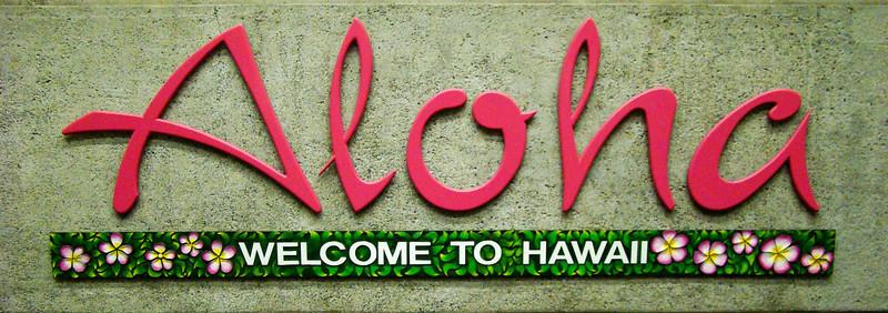 Hawaii Honeymoon Dec. 2011