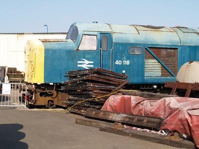 Birmingham Railway Museum / Tyseley Stocklist