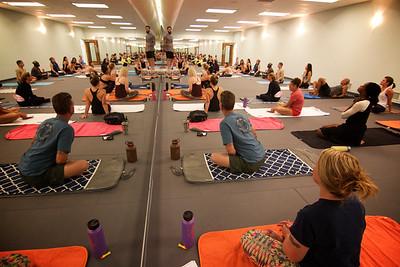 Yoga with Benjamin Sears