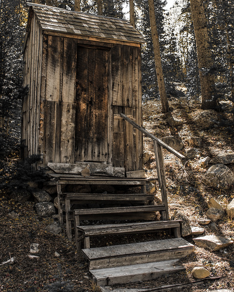 Miners Outhouse