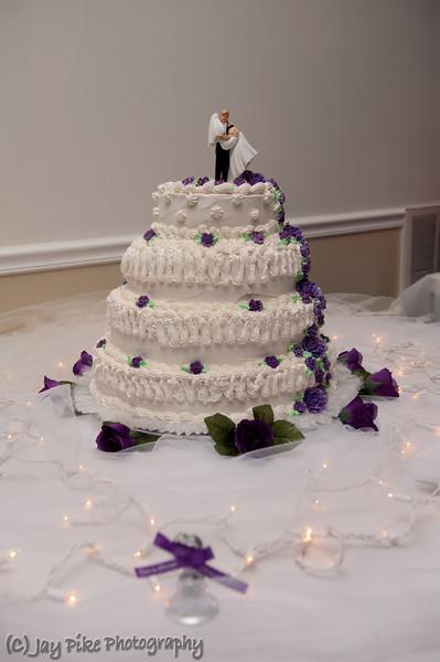 March 5, 2011 - Wedding - Cake Cutting