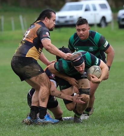 Round 3 Wainuiomata (51) v Upper Hutt Rams (20)
