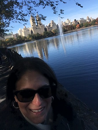 NYC Foliage and NYC Marathon - November 4, 2018