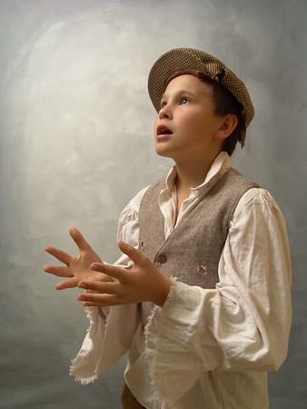 Oliver - October 2005