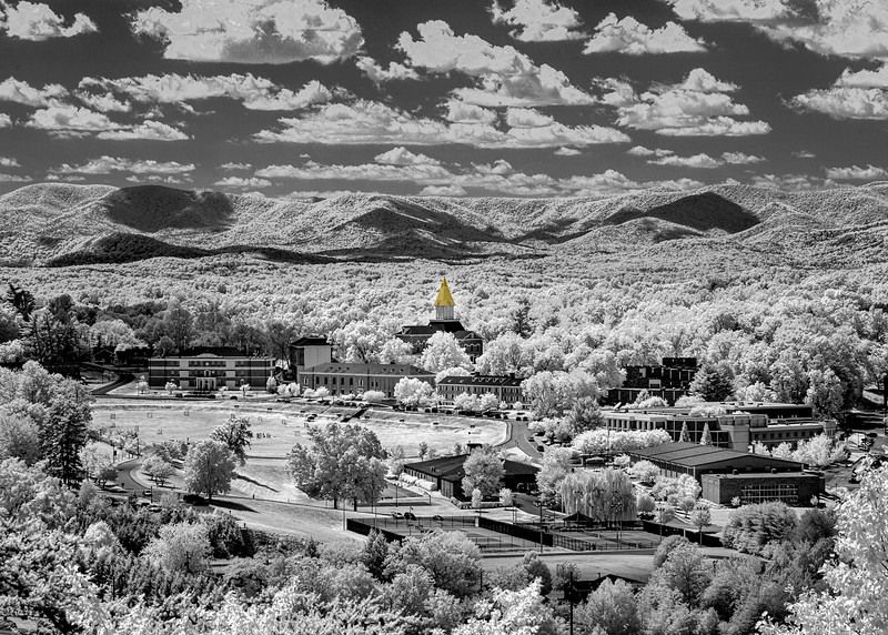 University of North Georgia in Infrared