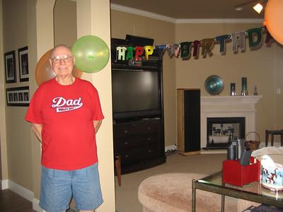 2007 June - Dad & Ben's Birthdays