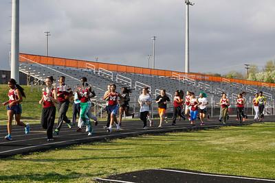 Track & Field Quad Meet 3/21/12