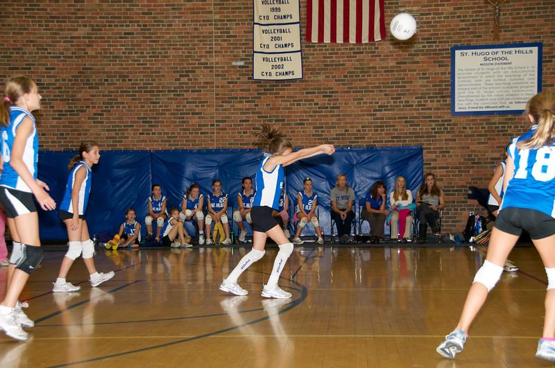 Hugo 5th Grade Volleyball  2010-10-02  7.jpg