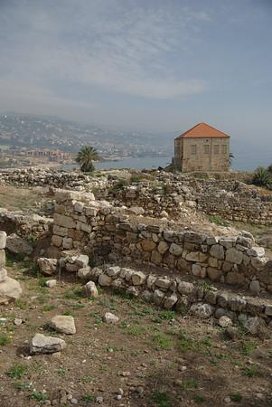 20100508 Jaskinia Jeita i Byblos