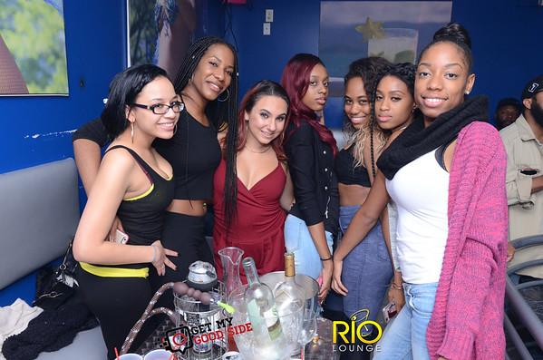 Rio Mondays Nov 2