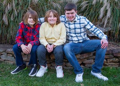 Garrett, Brody and Gage  11-14-20