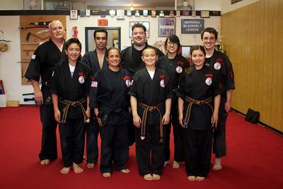 2012-10-13 Black Belt Pre Test