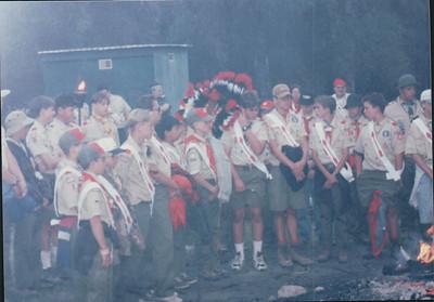 1997 - OA Ordeal Event