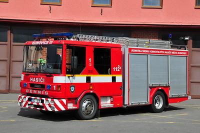 Volunteer Fire Brigade / Sbor Dobrovolných Hasičů
