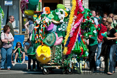 Somerville St. Patrick's Day Parade 03-21-2010