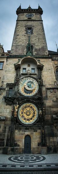 In 1552 (clock origin) everything revolved around Earth