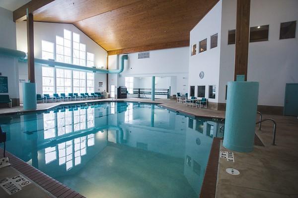 Cove Pool- Winter 2018
