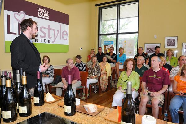 Florida Winefest Thursday Whole Foods