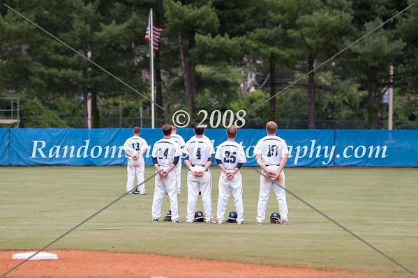 High School Baseball -- 2015