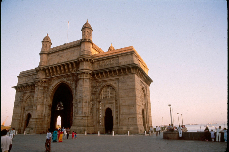 Gateway Arch, Bombay (Mumbai)
