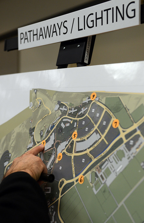 . The traffic safety forum Thursday, April 18, 2013, at Cal Poly Pomona in Pomona. Jennifer Cappuccio Maher/Staff Photographer