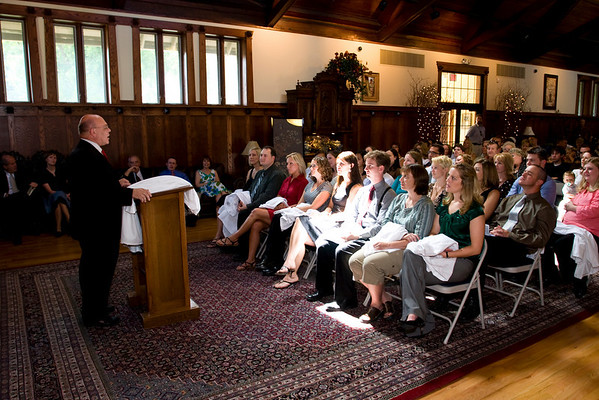 White Coat Ceremony (08-21-08)