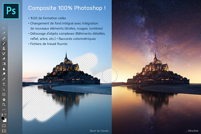 Composite Photoshop