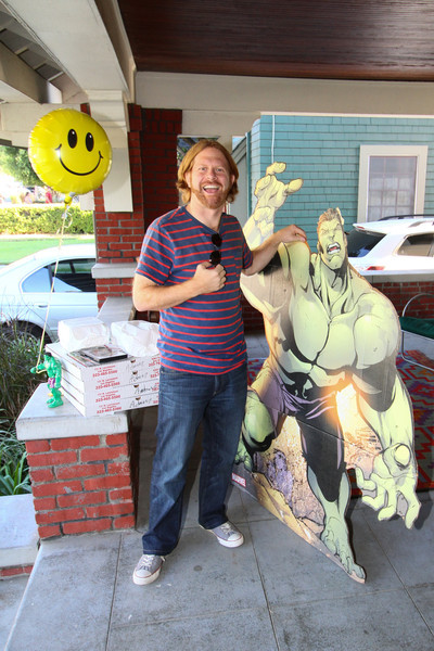 Hulk Party 2013
