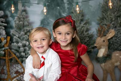2016 Christmas Leah & Luca