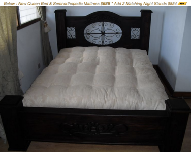 COTTON MATTRESSES - 100% - FUTON MATTRESSES - SOLID WOOD BED & FUTON FRAMES