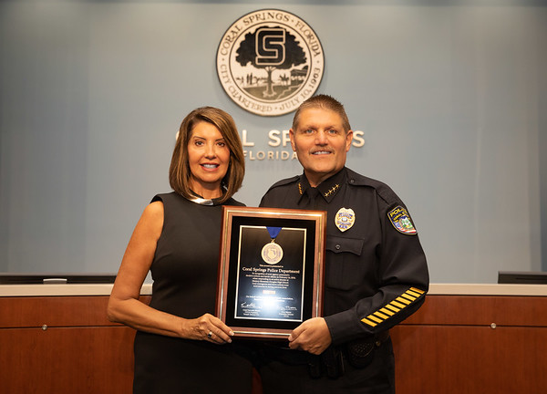 Lifesaving Award Presentation 081319