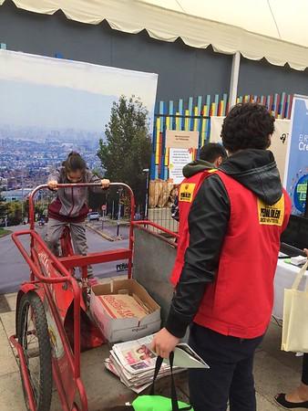 V Feria Educación Ambiental Reduce Reutiliza Recicla