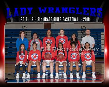GJH Girls Basketball