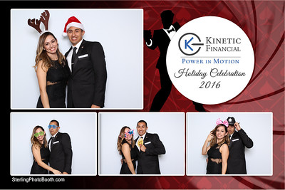 Kinetic Client Holliday Party