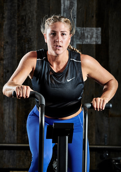 Julie Wandzilak  Fitness shoot