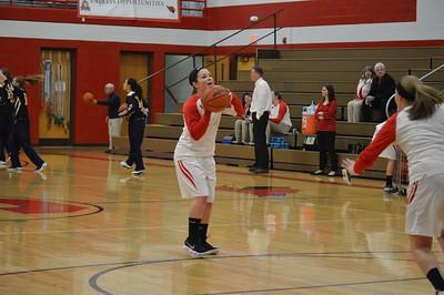 Varsity Girls' Basketball vs Valley Lutheran
