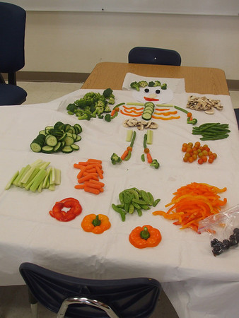 Dr. Serra and her Vegetables visit KC