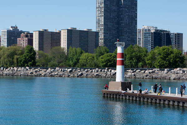 Montrose Harbor Chicago May 2014