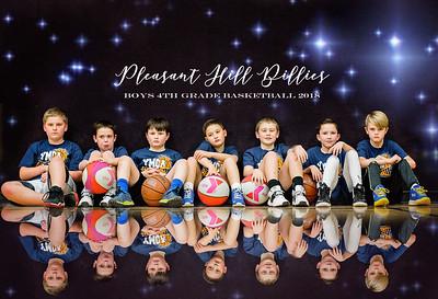 PH Billies Basketball 4th Grade Boys