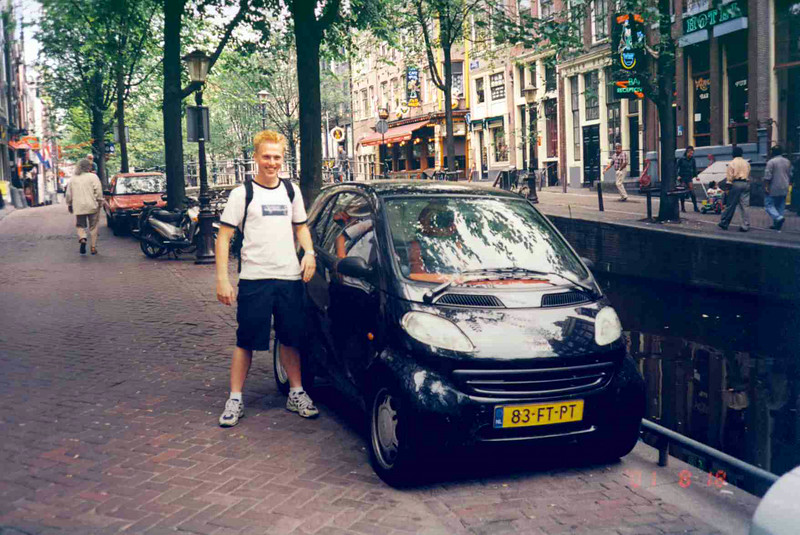 Kev and a Smart Car.jpg