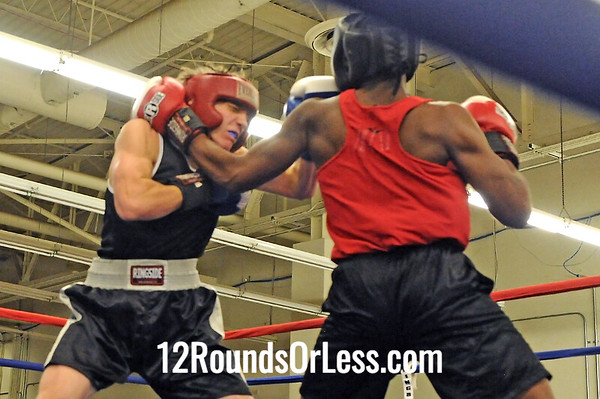 Bout 11 Colson Enterby -vs- Shawn Chilson, Junior, 165 lbs.