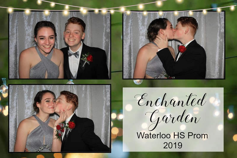 Waterloo HS Prom 2019