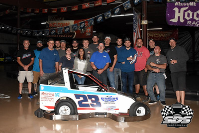 Stringer Racing at S&S Speedway 6/21/19