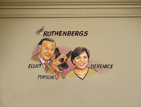 Nove 5, 2016 - Rothenberg 25th Anniversary
