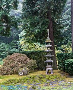 Portland Japaneese Garden