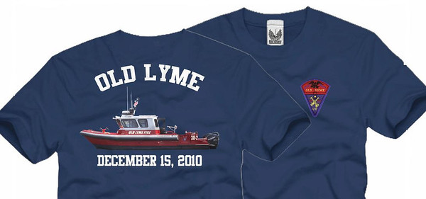 12/15/10 Old Lyme Fire Boat Donation Dec