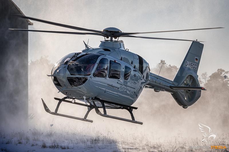 Royal Thai Air Force / D-HECC / H135