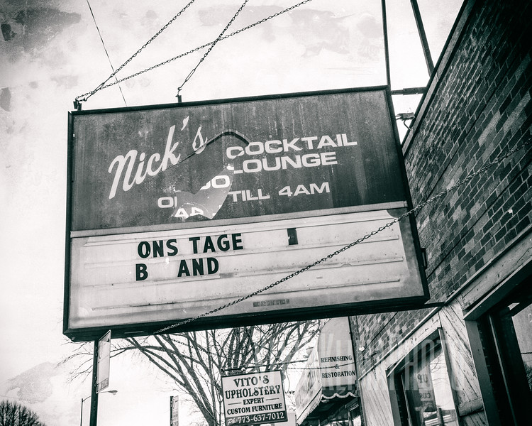 Nick's Cocktail Lounge