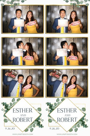 Esther & Robert